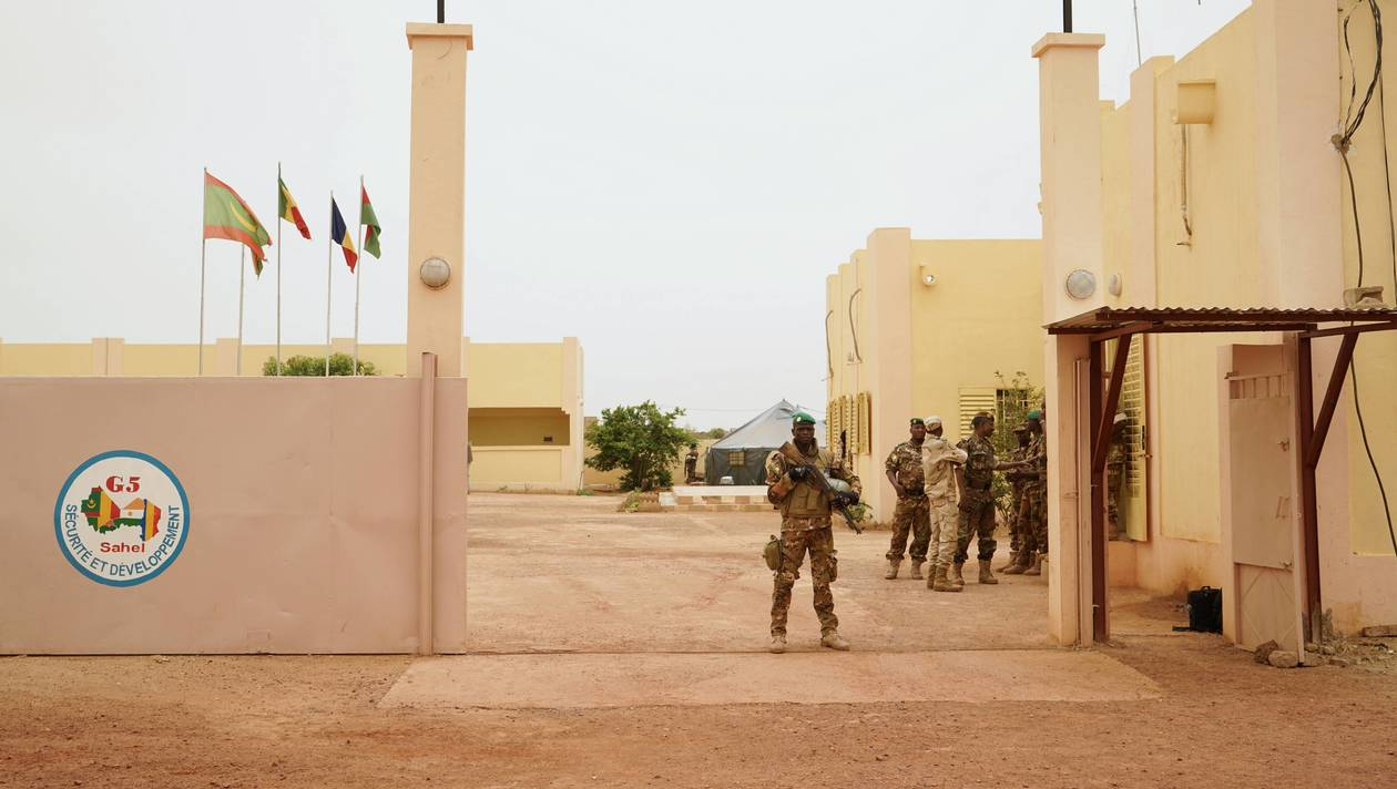 Macron calls for greater European commitment in the Sahel