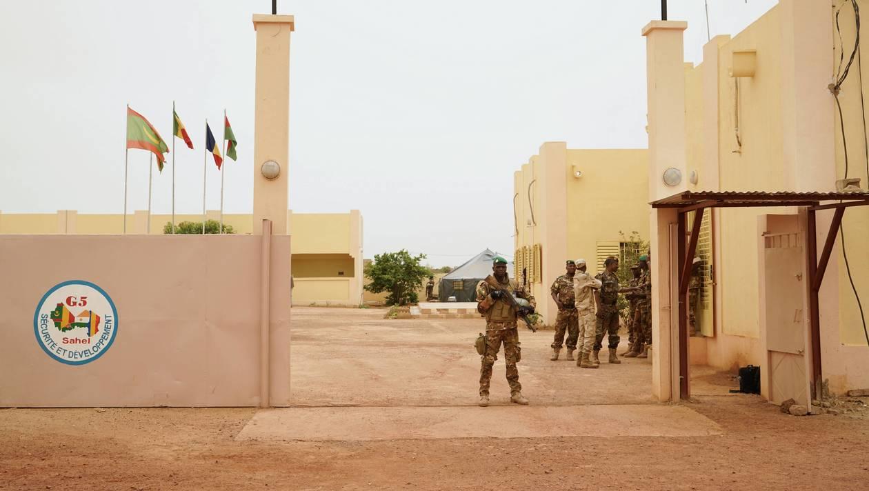 Macron demande à l'Europe plus d'engagement au Sahel