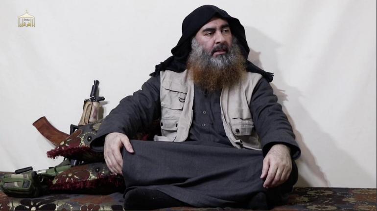 Where is Abu Bakr al-Baghdadi, the enigmatic leader of Daesh?