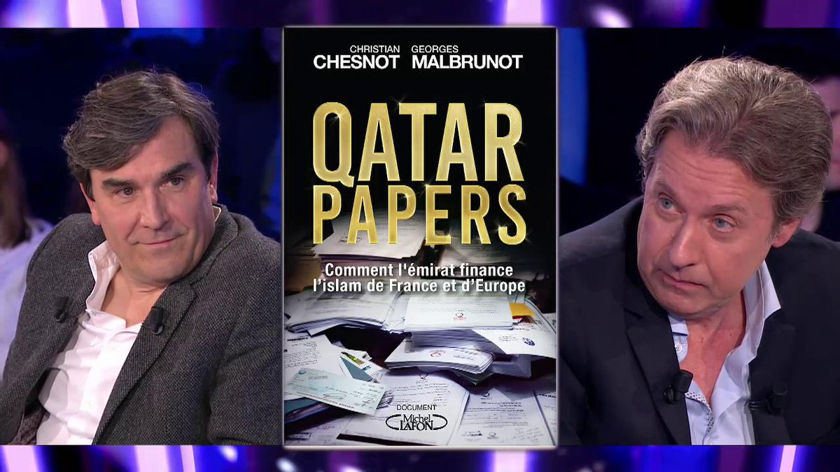 "Al-Jazeera is trying to take over the international rights of the documentary inspired from ""Qatar Papers""!"