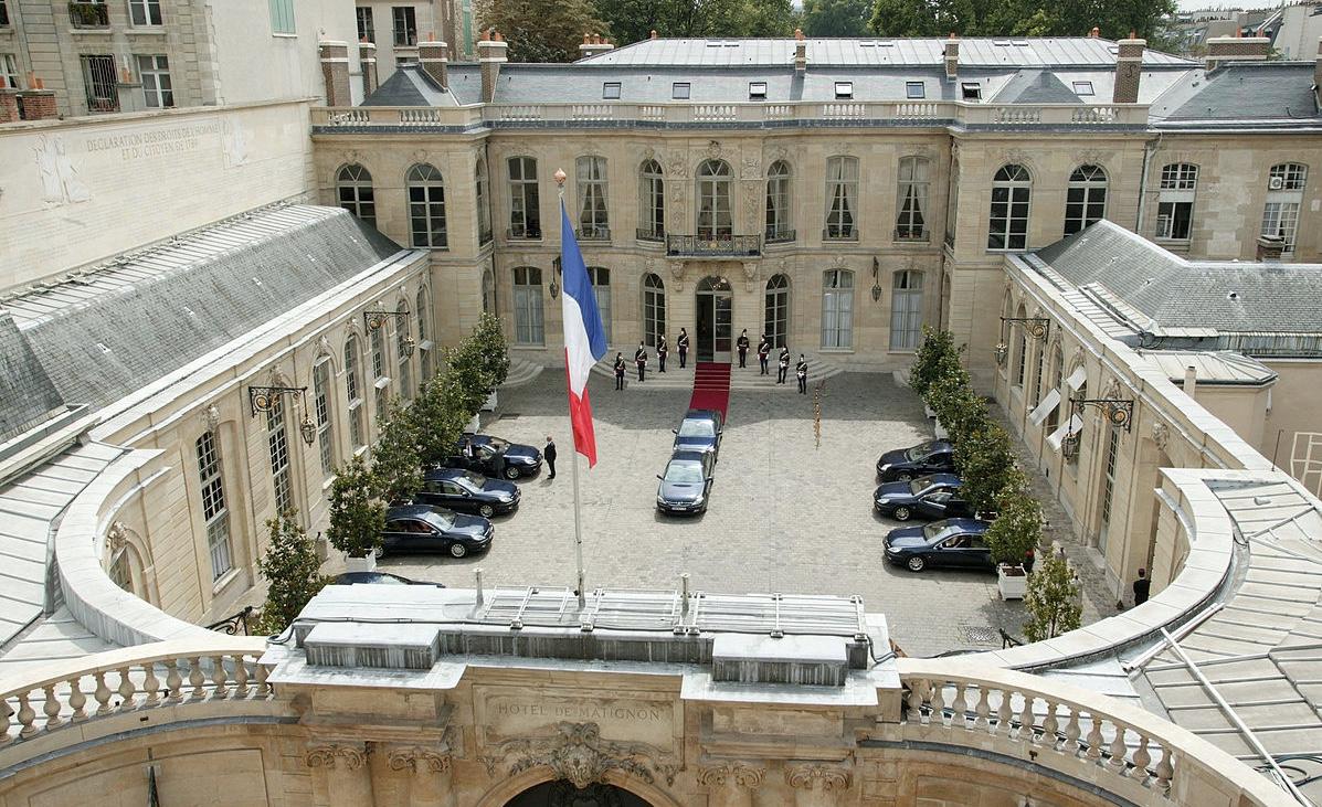 The Élysée is expanding its justice office
