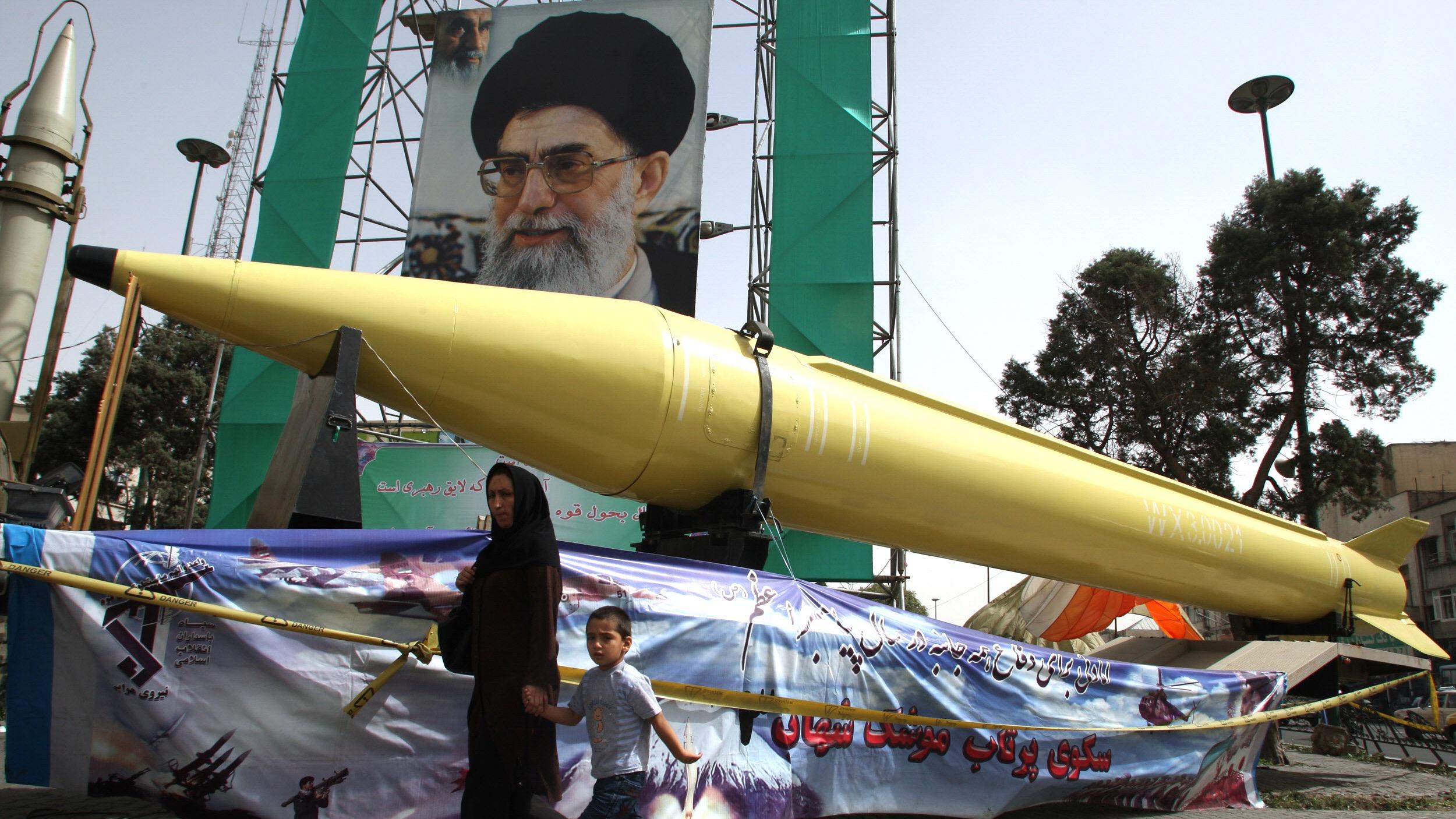 New type of Iranian nuclear detonators