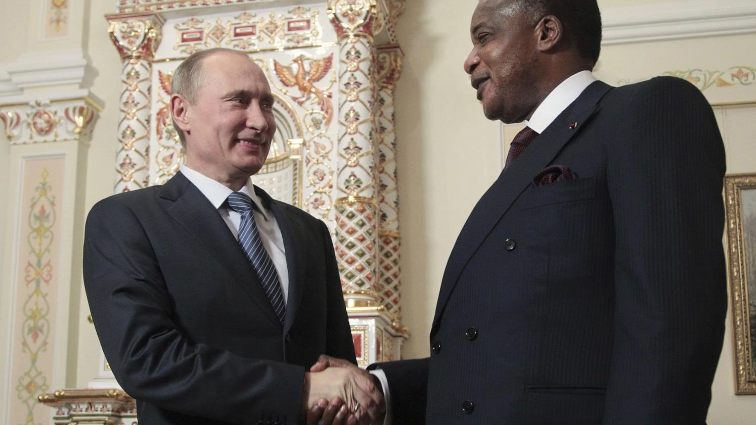 Big Russia-Africa summit in preparation in Sochi