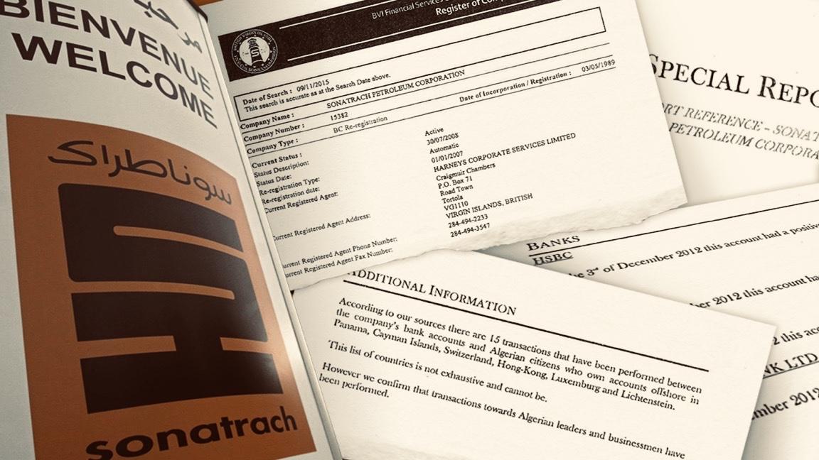 Algeria: read the original of our document on oil rent corruption