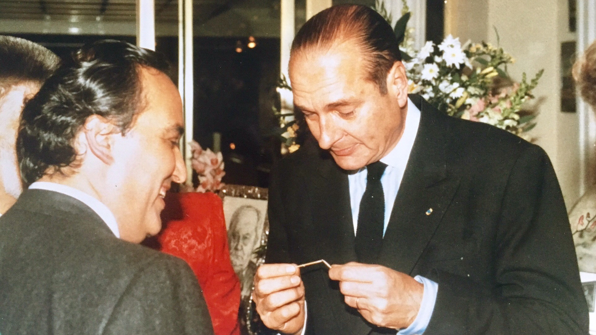 Jacques Chirac as I knew him  – By Roland Jacquard