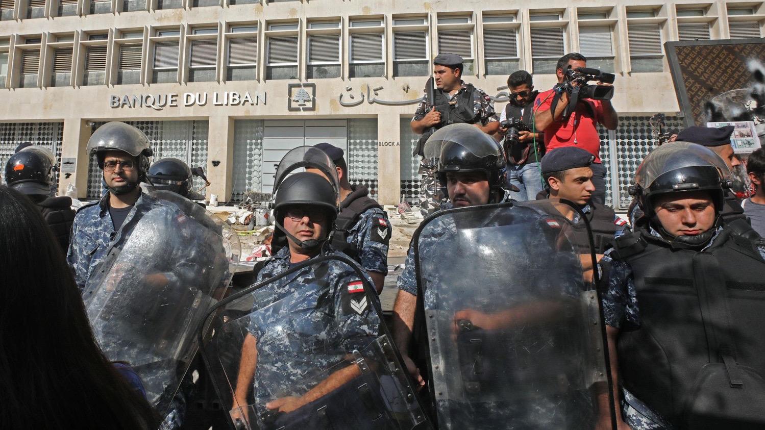 Lebanon's money is on its way to Swiss banks